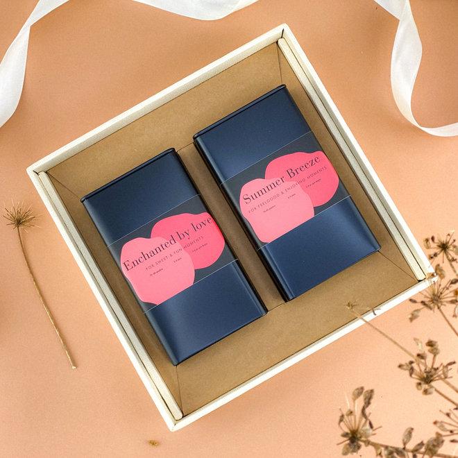 Bamboo giftbox - Luxe theepakket cadeau