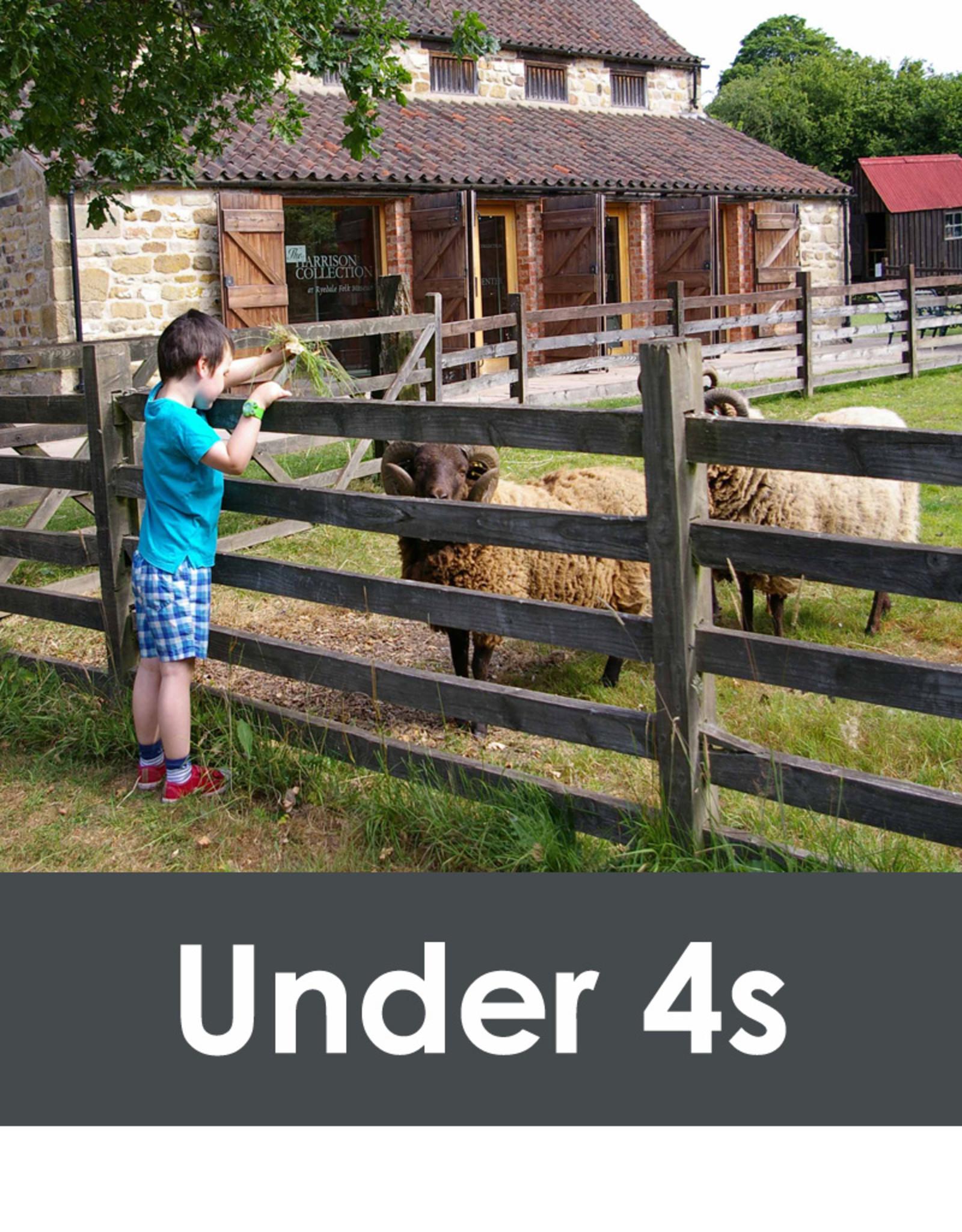 Under 4 Free