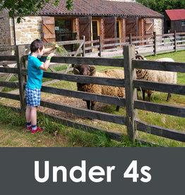 Under 4s -  Free