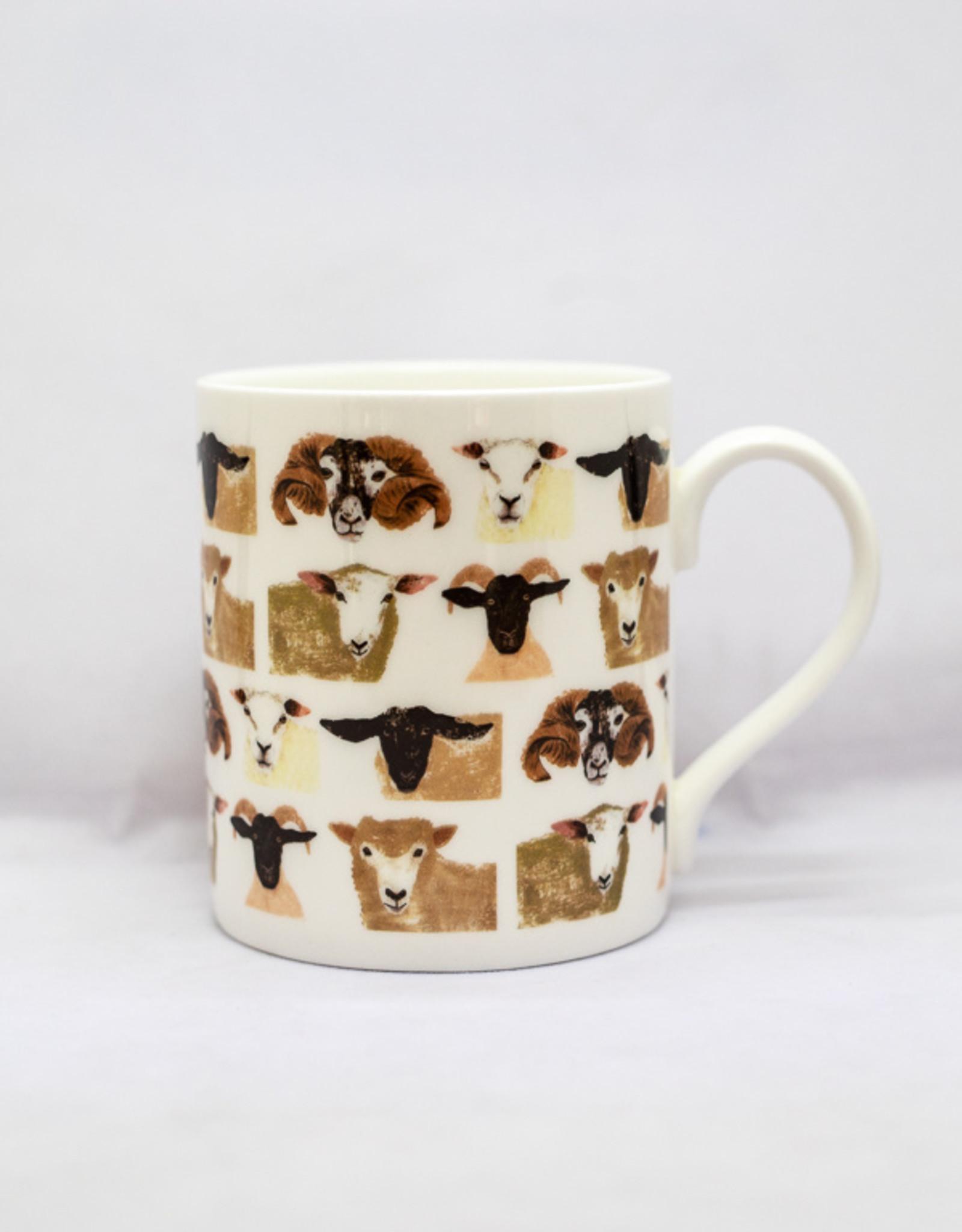 IzziRainey Sheep Mug