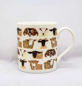 IzziRainey Sheep Mug