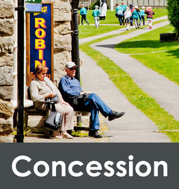 Concession Pass - 64+ / Student