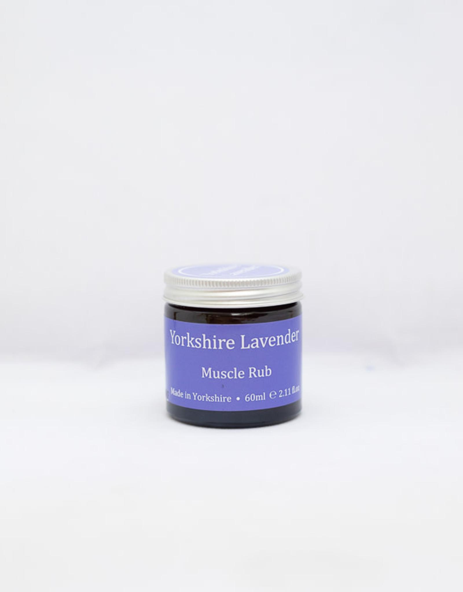 Yorkshire Lavender Muscle Rub