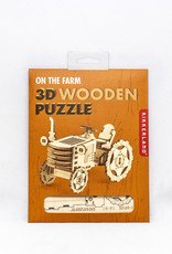 Tractor 3D Wooden Puzzle