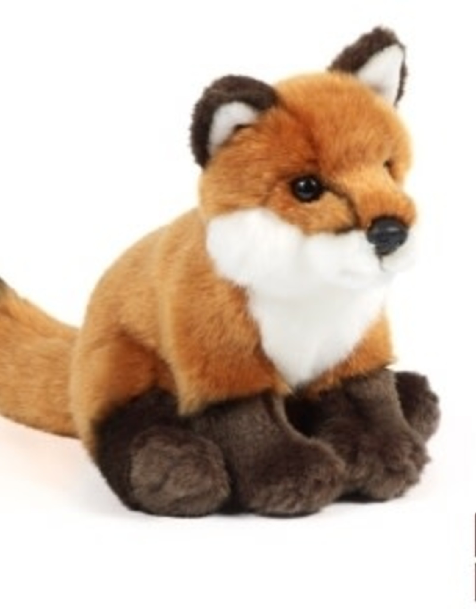 Sitting Fox - Living Nature Soft Toy
