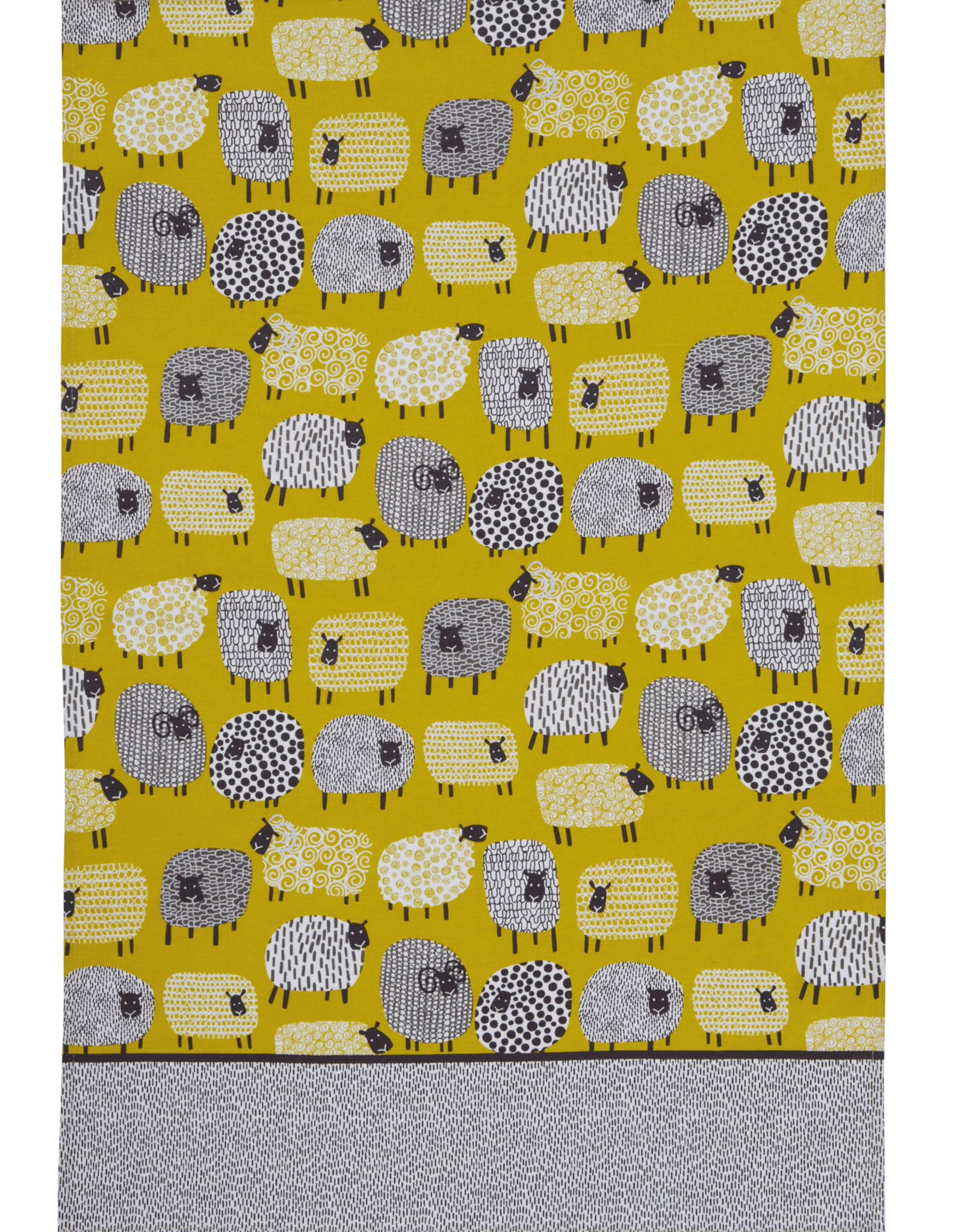 Tea Towel Dotty Sheep