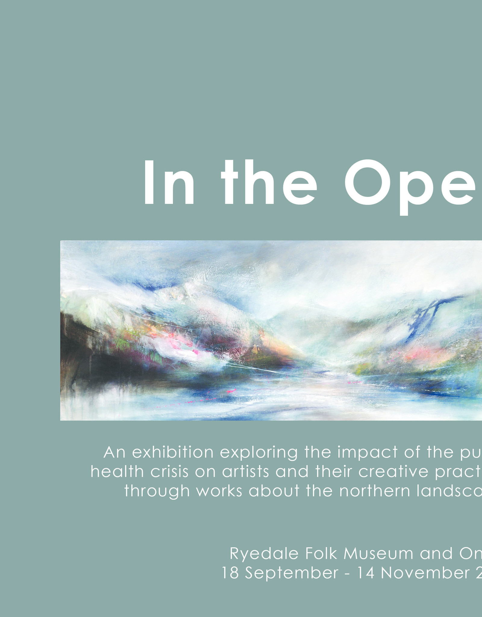 In the Open Exhibition Catalogue w/P&P