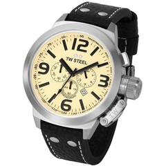 TW Steel XL chronograph watch 50mm TW3