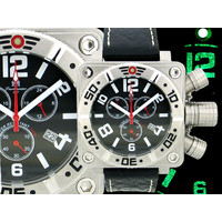 Tauchmeister Tauchmeister XL divingwatch chronograph T0147