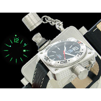 Tauchmeister Tauchmeister Automatic square XL divingwatch T0143
