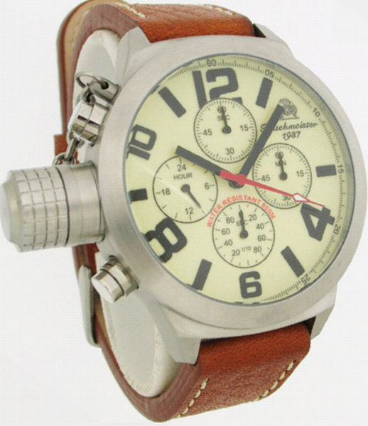 Tauchmeister Tauchmeister German Chronograph watch T0071