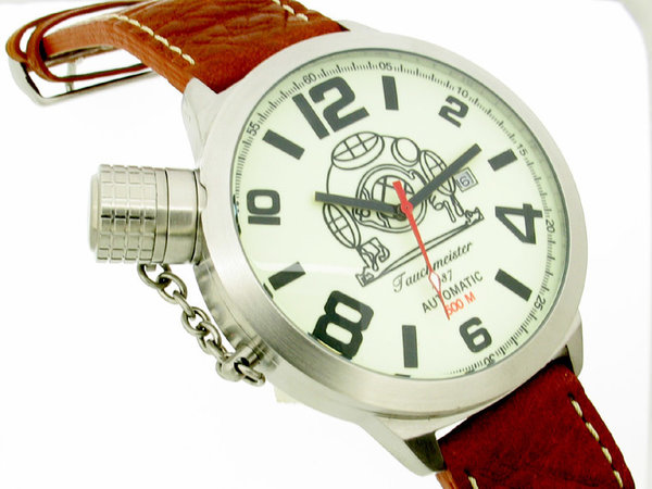 Tauchmeister Tauchmeister XXL automatic diving watch 52mm T0122