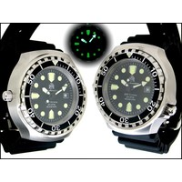 Tauchmeister Tauchmeister Profi combat diver watch 200m T0238