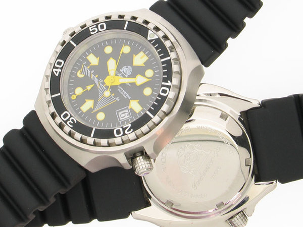 Tauchmeister Tauchmeister Profi diving watch 1000m T0076