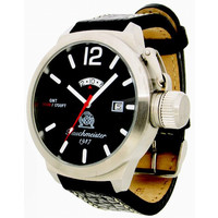 Tauchmeister Tauchmeister Military GMT diving watch T0013