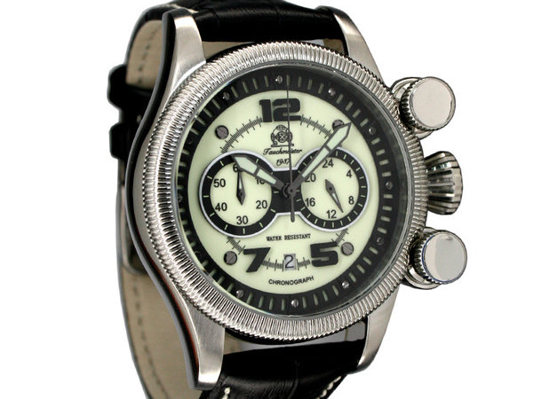 Tauchmeister Tauchmeister Retro Chronograph watch T0217