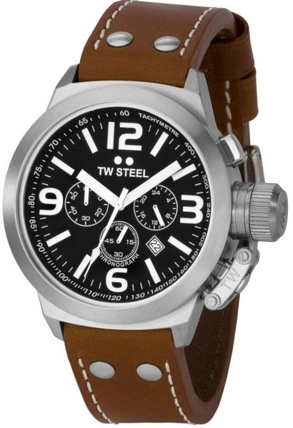 TW Steel TW Steel XXL chronograph watch TW6