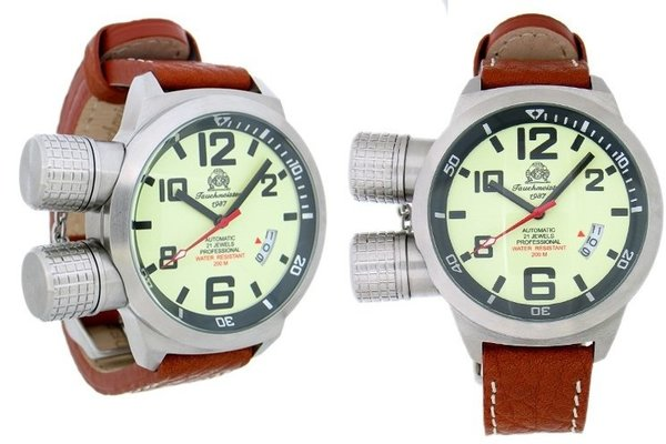 Tauchmeister Tauchmeister Military Diving-Watch T0109