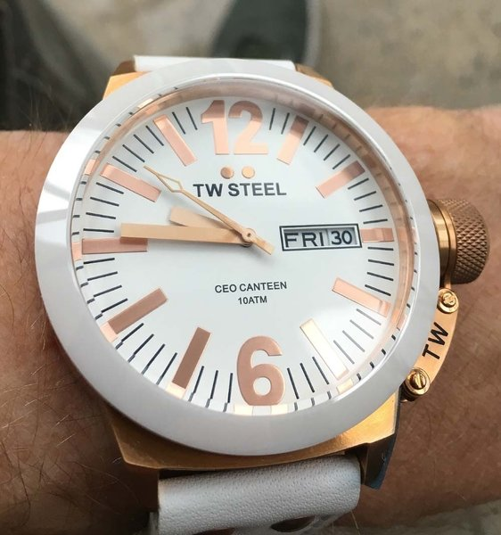 TW Steel TW Steel CEO Collection watch 45mm CE1035