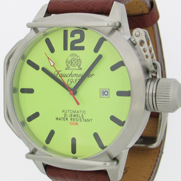 Tauchmeister Tauchmeister XL Automatic heavy Diving Watch T0133