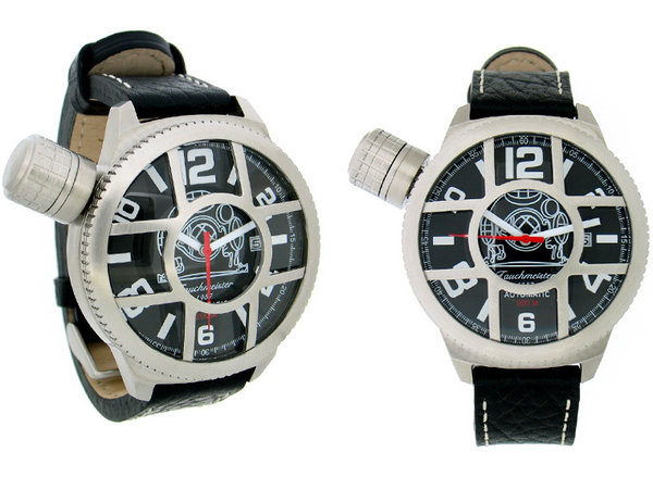 Tauchmeister Tauchmeister XL Automatic heavy Diving Watch T0141