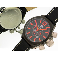 Tauchmeister Tauchmeister Military retro chrono divers watch T0166