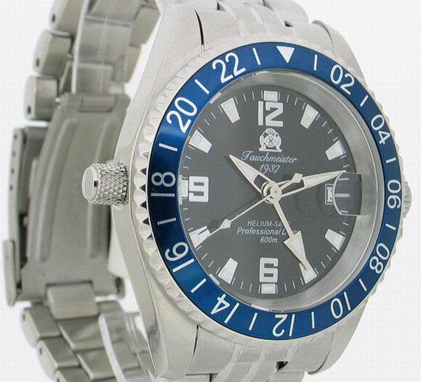 Tauchmeister Tauchmeister T0138 Professional Diver Watch 600m