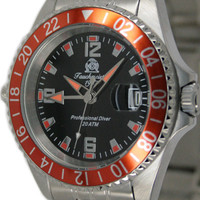 Tauchmeister Tauchmeister Professional Diver GMT 20ATM T0193