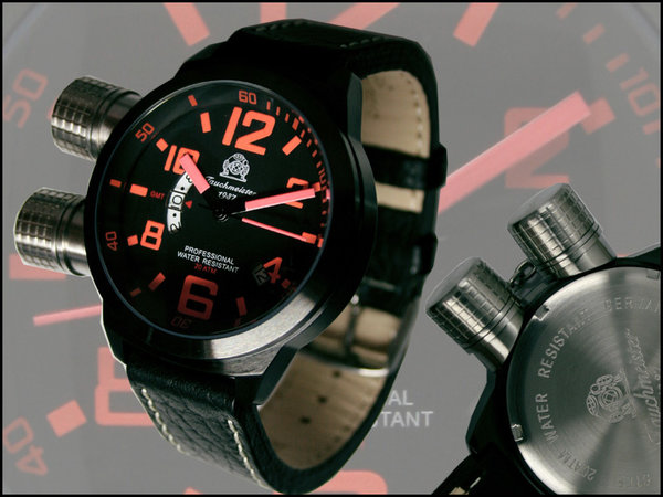 Tauchmeister Tauchmeister Military Diving Watch T0200