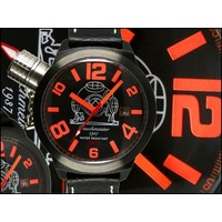 Tauchmeister Tauchmeister XL MilitaryDiving Watch AGS T0199