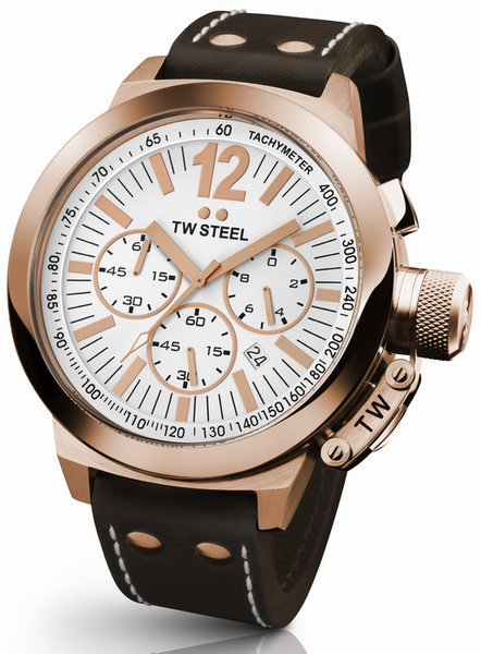 TW Steel TW Steel CEO Collection watch 50mm Chrono CE1020