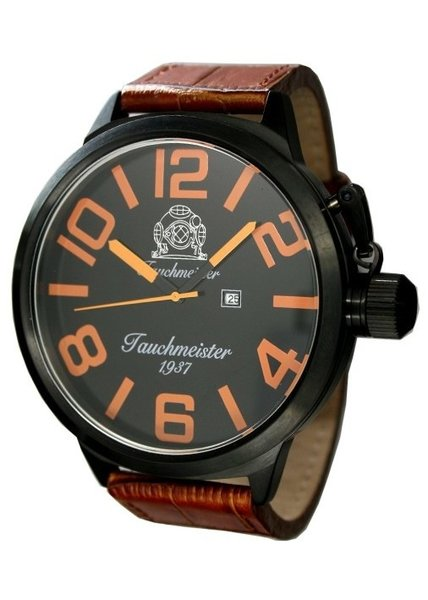 Tauchmeister Tauchmeister XXL mens watch 57mm T0215