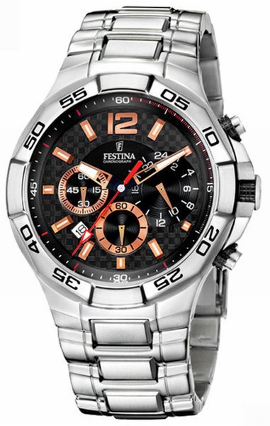 Festina Festina mens watch chronograph F16299/6