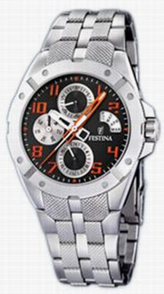 Festina Festina Multifunction Classic Mens Watch F16389/6
