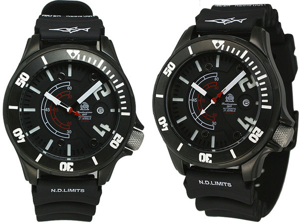 Tauchmeister Tauchmeister Divers Watch 20ATM T0219