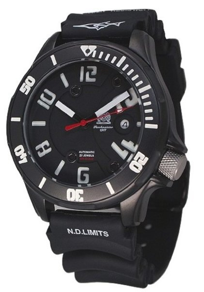 Tauchmeister Tauchmeister Divers Watch 20ATM T0220a