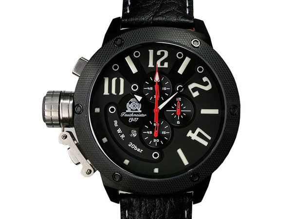 Tauchmeister Tauchmeister U-boot XL Chronograph Uhr T0223