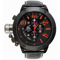 Tauchmeister Tauchmeister U-boat XL Chronograph Watch T0224
