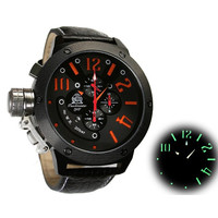 Tauchmeister Tauchmeister U-boat XL Chronograph Uhr T0224