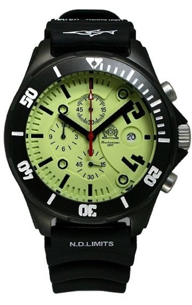 Tauchmeister Tauchmeister Diver Watch 20ATM T0226
