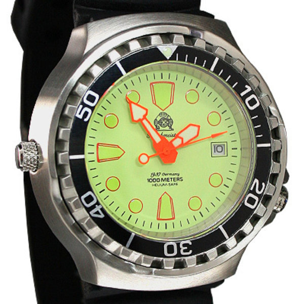 Tauchmeister Tauchmeister Profi diver watch 1000m T0228
