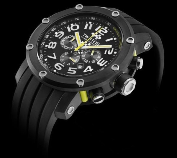 TW Steel TW Steel TW610 Emerson Fittipaldi Special Edition Watch 48mm