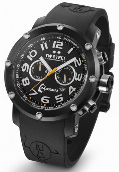 TW Steel TW Steel TW611 24h Dubai Limited Edition Watch 48mm