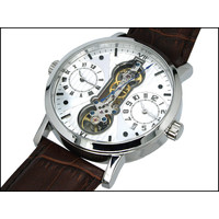 Aeromatic Aeromatic Automatic dualtime classic design mens watch A1363