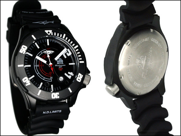 Tauchmeister Tauchmeister Profi diver watch 200m T0235