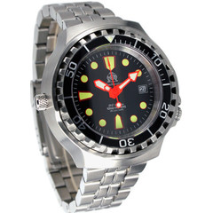 Tauchmeister Professional Diver Watch 1000m T0079M