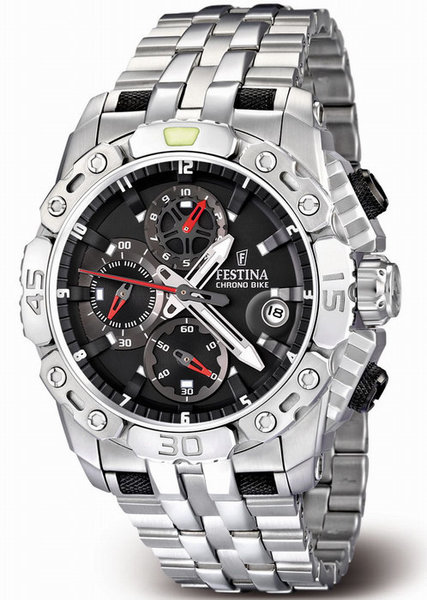 Festina Festina Tour de France Chrono Bike 2011 Uhr F16542/3