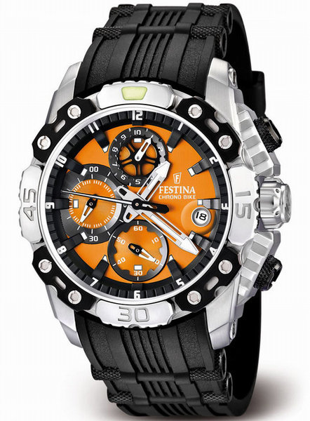 Festina Festina Tour de France Chrono Bike 2011 Uhr F16543/7