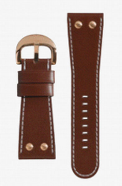 TW Steel TW Steel 27mm croco natural leather band