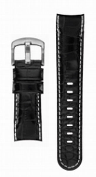 TW Steel TW Steel 22mm black leather band